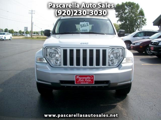2009 Jeep Liberty Rocky Mountain Edition 4WD