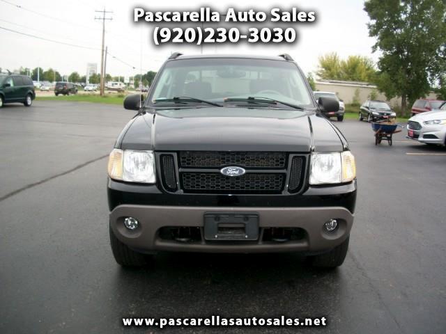 2003 Ford Explorer Sport Trac XLT Premium 4WD