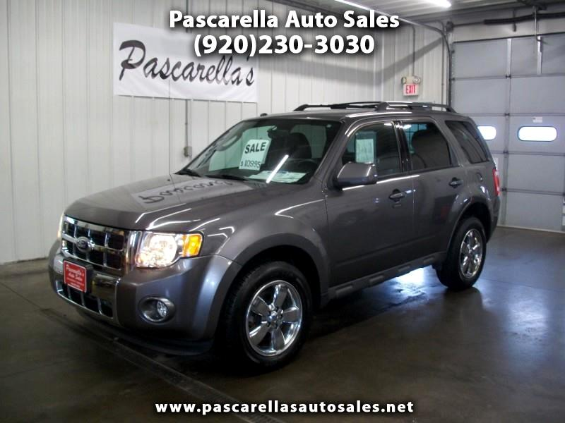 Ford Escape Limited 4WD 2012