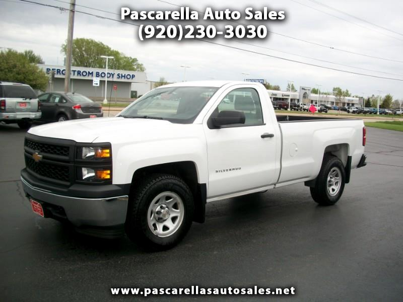 Chevrolet Silverado 1500 Reg. Cab Long Bed 2WD 2015