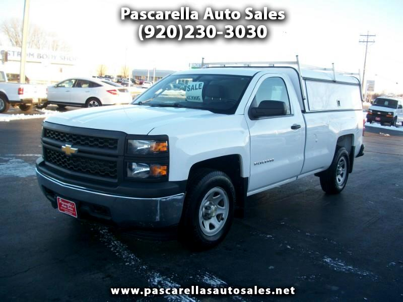 Chevrolet Silverado 1500 Work Truck 2WT Regular Cab Long Box 2WD 2014