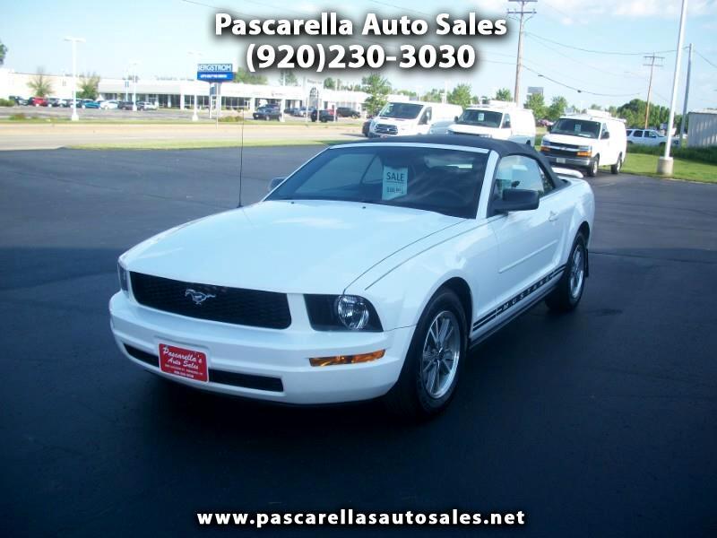 Ford Mustang V6 Premium Convertible 2005