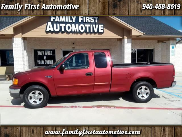 2004 Ford F-150 Heritage XLT 2WD
