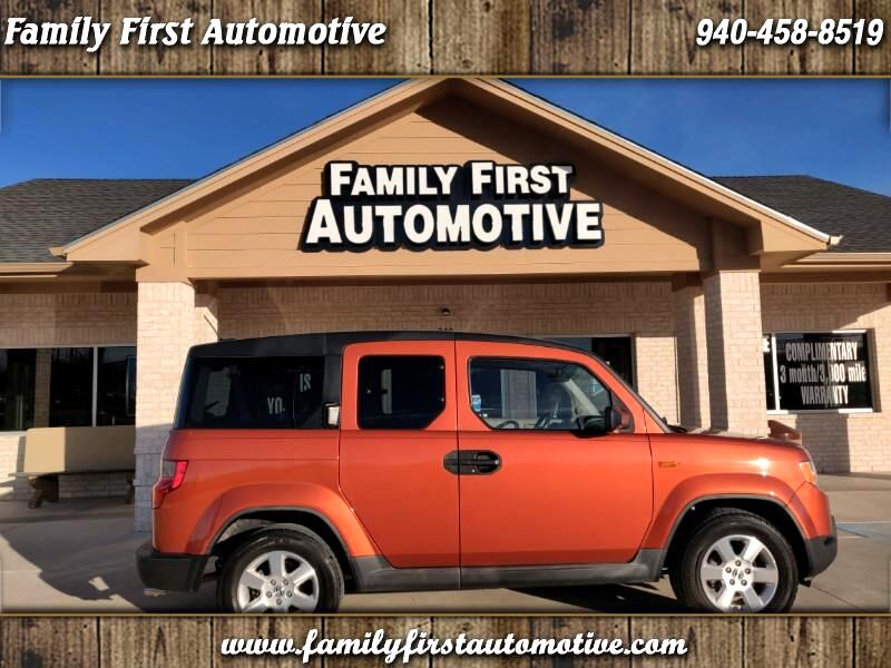 2009 Honda Element EX 2WD AT