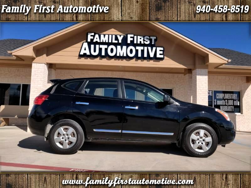 2011 Nissan Rogue S 2WD