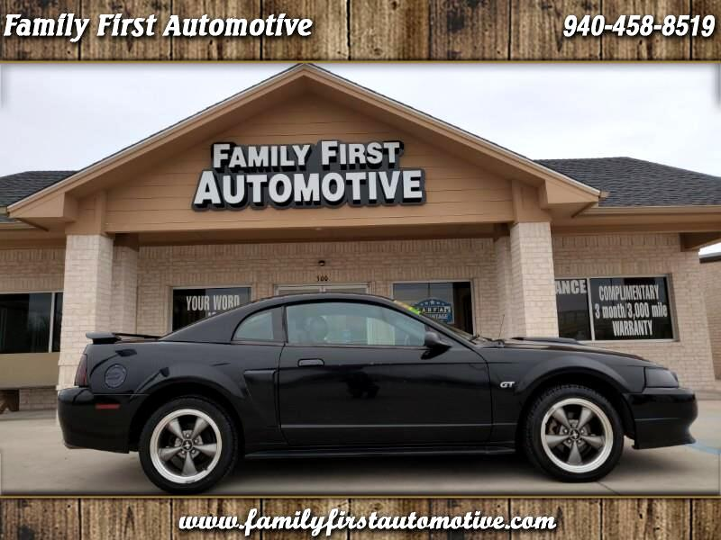 2003 Ford Mustang 2dr Cpe GT Premium