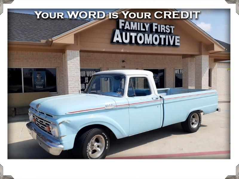 Ford F-100  1964