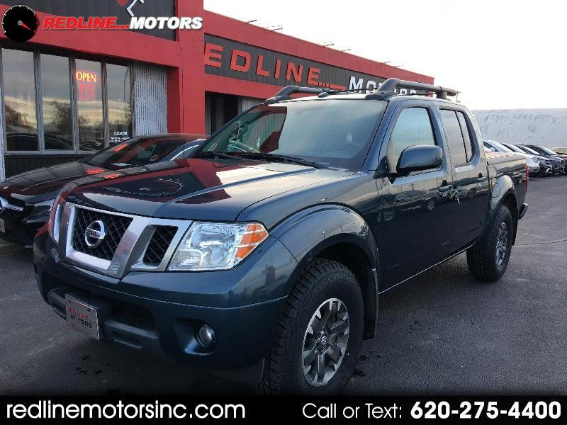 2014 Nissan Frontier PRO-4X Crew Cab 4WD