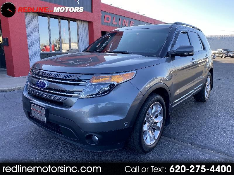 2011 Ford Explorer Limited >> Used 2011 Ford Explorer Limited 4wd For Sale In Garden City