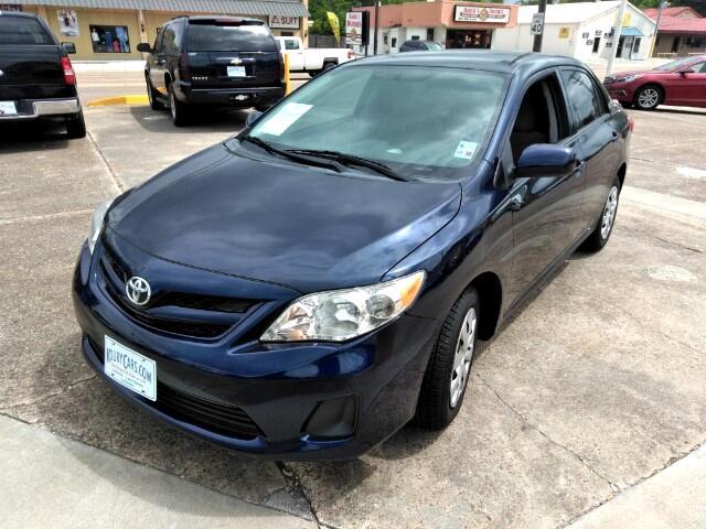 2013 Toyota Corolla 4dr Sdn LE Auto (Natl)