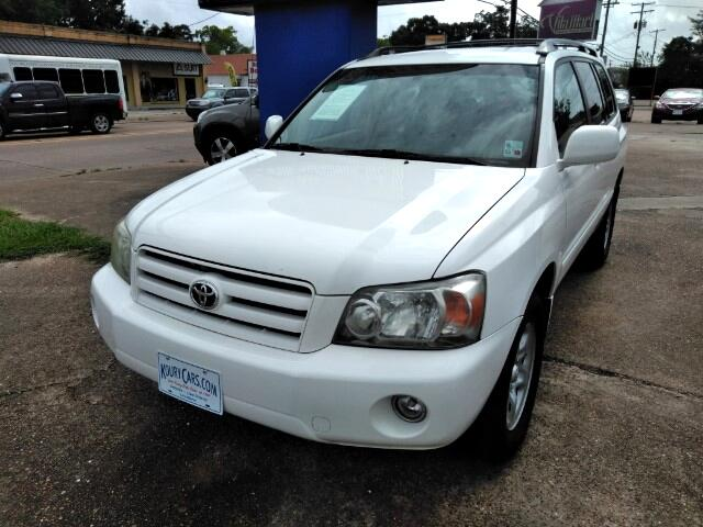 2007 Toyota Highlander 2WD with 3rd-Row Seat