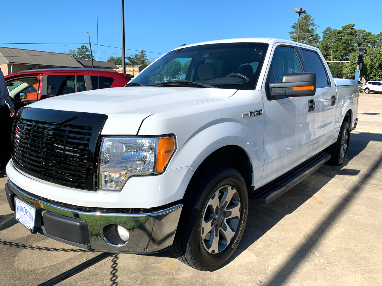 "2011 Ford F-150 2WD SuperCrew 139"" FX2"