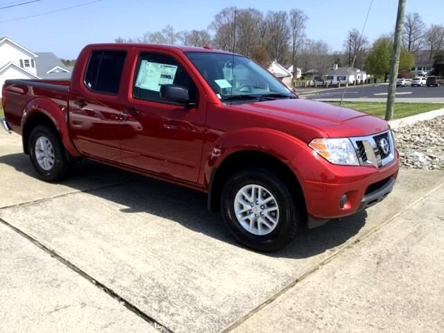 2018 Nissan Frontier 4WD SV