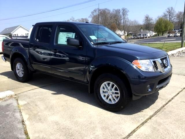 2018 Nissan Frontier 4WD
