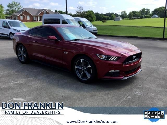 2017 Ford Mustang GT Premium Coupe