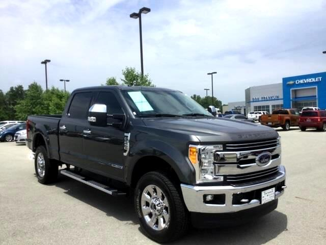 2017 Ford F250 King Ranch Crew Cab 4WD