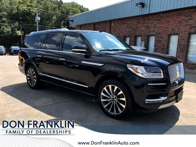2018 Lincoln Navigator L Select 4WD