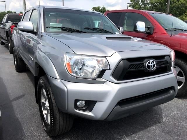 2015 Toyota Tacoma PreRunner Double Cab V6 5AT 2WD