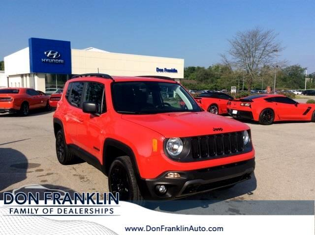 2018 Jeep Renegade Sport 4WD