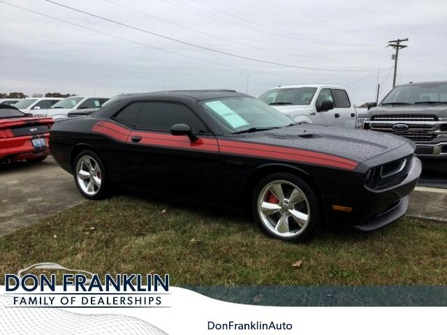 2014 Dodge Challenger 2dr Cpe R/T Classic