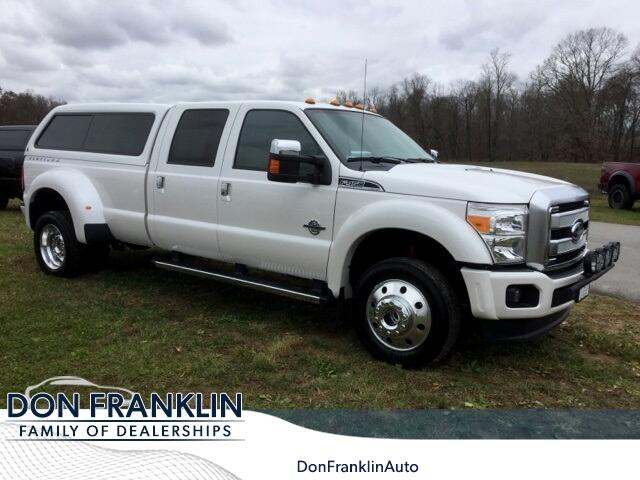 "2016 Ford Super Duty F-450 DRW 4WD Crew Cab 172"" XL"