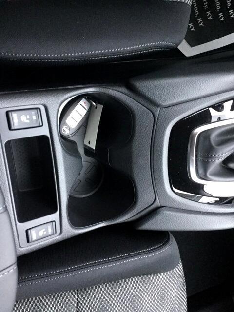 2019 Nissan Rogue Sport FWD SV