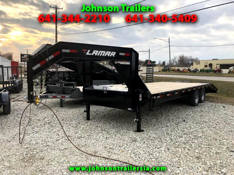 2019 Lamar Flatbed Trailer
