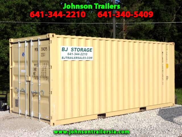 2019 Shipping Container 20 ft shipping container