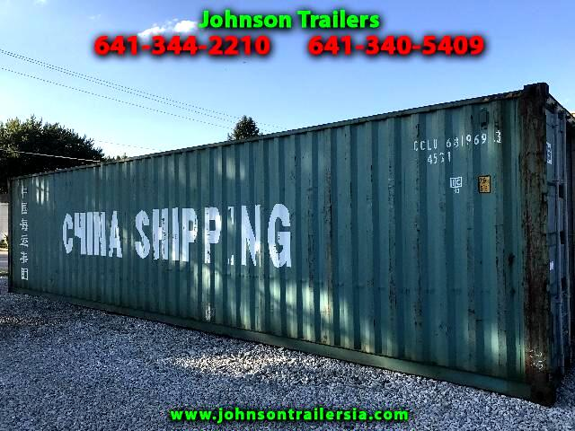 2006 Shipping Container 40 ft shipping container