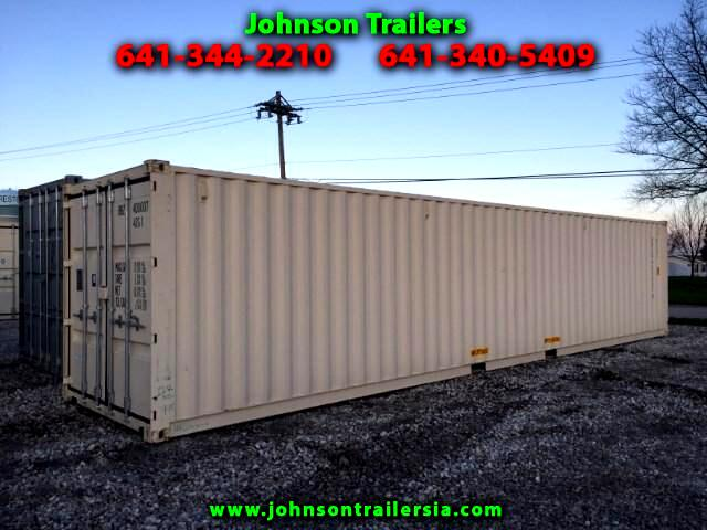 2019 Shipping Container 40 ft shipping container