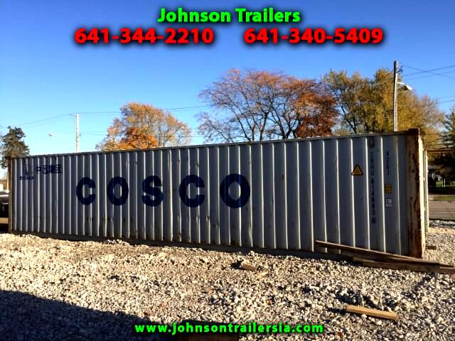 Shipping Container 40 ft shipping container  2010