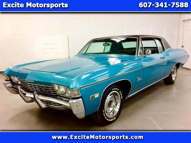 1968 Chevrolet Impala SS SS Impala 396 Numbers Matching Beautiful Fully Res