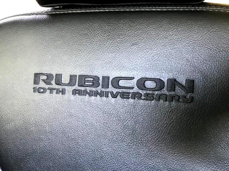 2013 Jeep Wrangler 4WD 2dr Rubicon 10th Anniversary