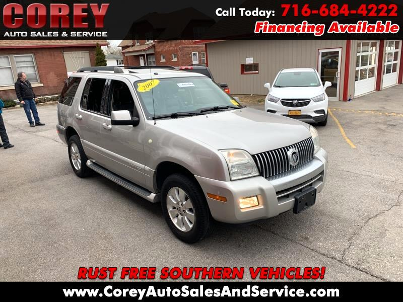 2007 Mercury Mountaineer AWD 4dr V6