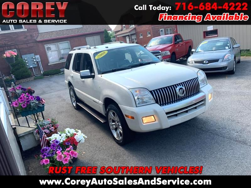 2008 Mercury Mountaineer AWD 4dr V6 Premier
