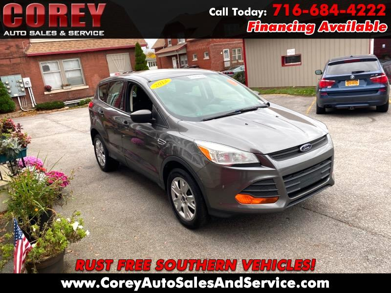 Ford Escape FWD 4dr S 2013