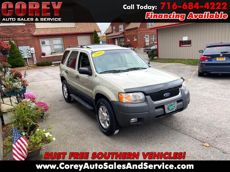 Ford Escape FWD 4dr XLT 2003