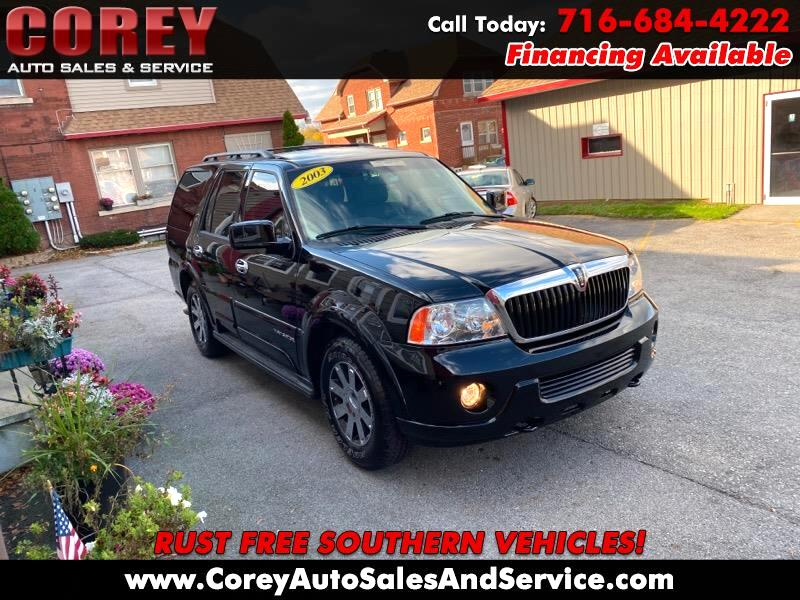 Lincoln Navigator 4WD Ultimate 2003