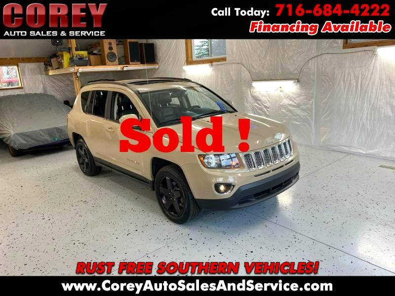 Jeep Compass High Altitude 4x4 2016