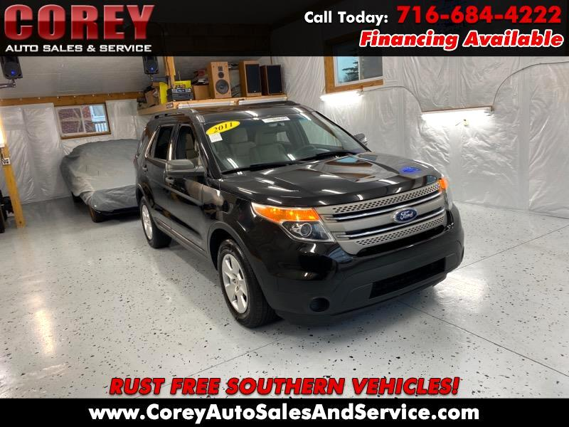 Ford Explorer FWD 4dr Base 2011