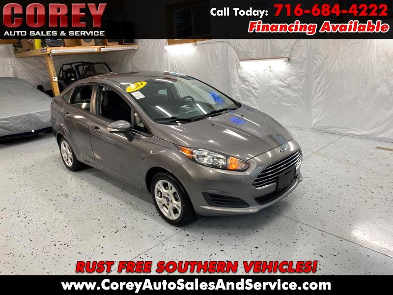 Ford Fiesta 4dr Sdn SE 2014