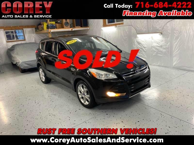 Ford Escape 4WD 4dr SEL 2013