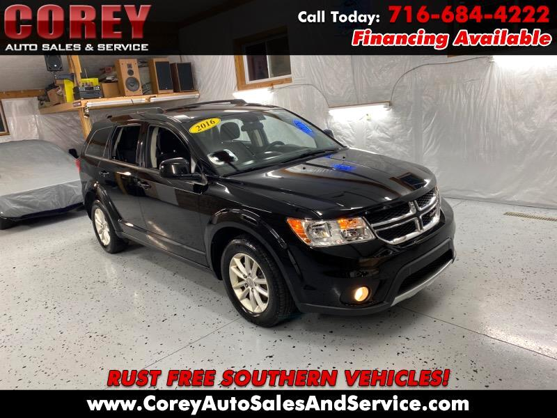 Dodge Journey FWD 4dr SXT 2016