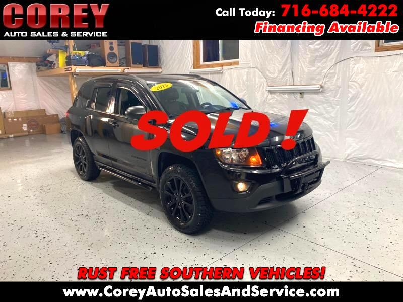 Jeep Compass Altitude 4x4 2015