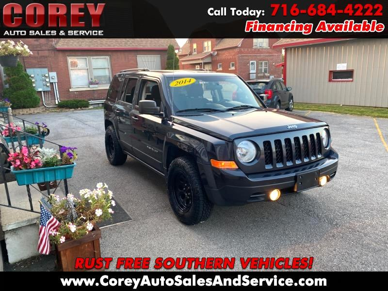 Jeep Patriot 4WD 4dr Sport 2014