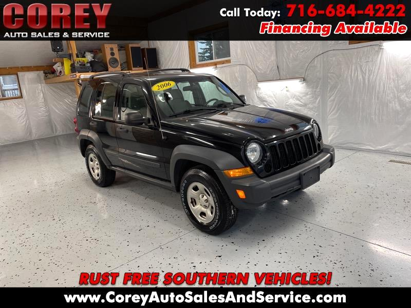 Jeep Liberty 4dr Sport 4WD 2006