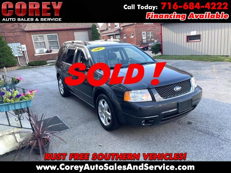 Ford Freestyle 4dr Wgn Limited AWD 2007