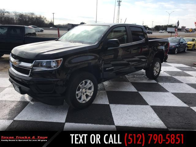 2016 Chevrolet Colorado LT Crew Cab 2WD Long Box