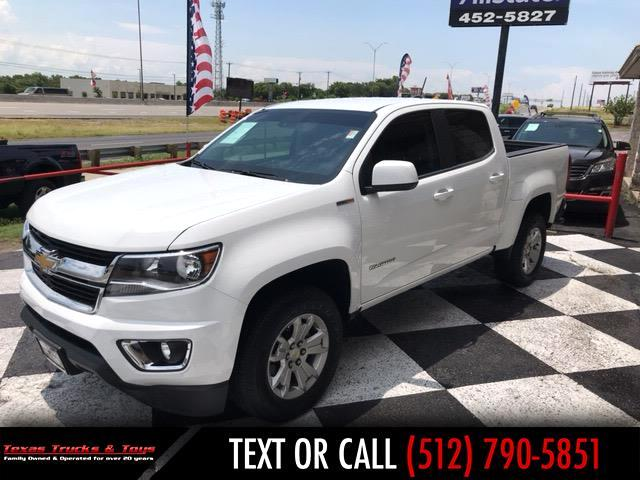 2016 Chevrolet Colorado 1LT Crew Cab 2WD