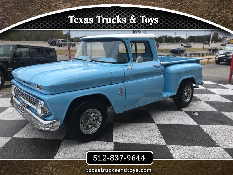 1963 Chevrolet 1/2 Ton Pickups